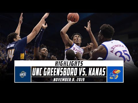 unc-greensboro-vs.-no.-3-kansas-basketball-highlights-(2019-20)-|-stadium