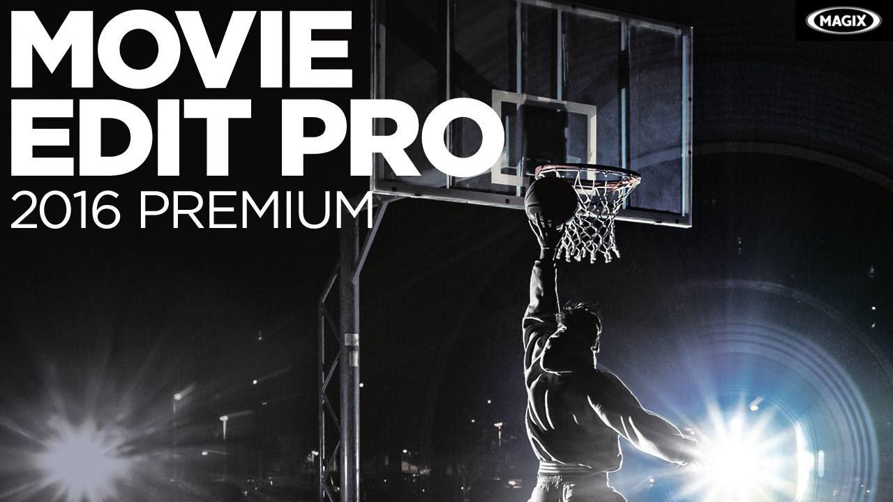 Magix Movie Edit Pro 2016 Premium Introductory Video Tutorial Int Youtube