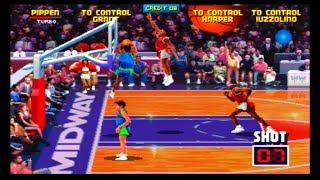NBA Jam (Arcade) gameplay