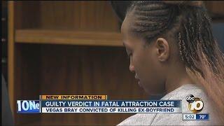 Guilty verdict in fatal attraction case