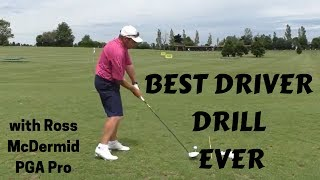 The Driver - Is this the best practice drill ever?