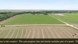 SOLD! 40+- Acres Butler County Kansas Land For Sale Near El Dorado Lake