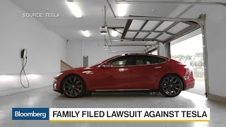 Tesla Investigates Fatal China Crash