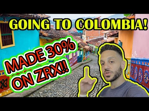 Cryptocurrency Trade Signals Profits! ZRX (0x), Bitcoin, BAT analysis! Coinbase looking at ZRX, ADA!