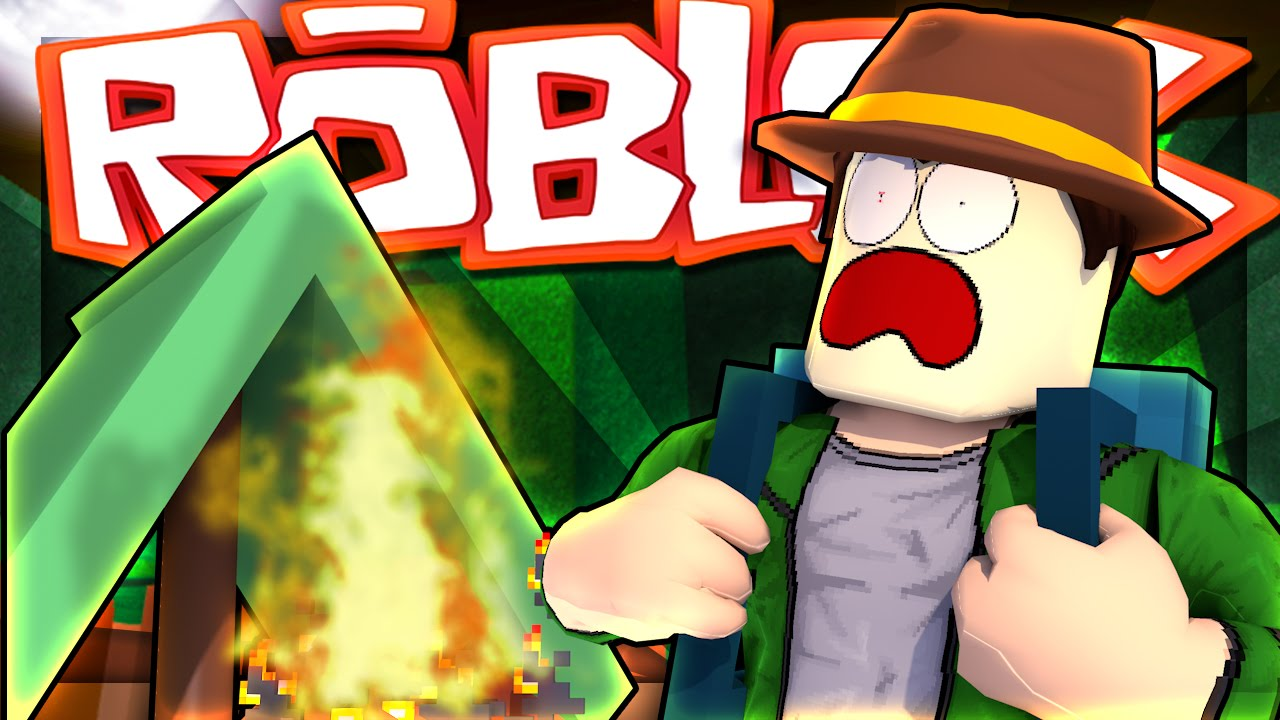 Roblox Camping Roleplay Roblox High School Camping Disaster Roblox Roleplay 7 Youtube