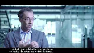 Novo Nordisk, Our Passion for Proteins