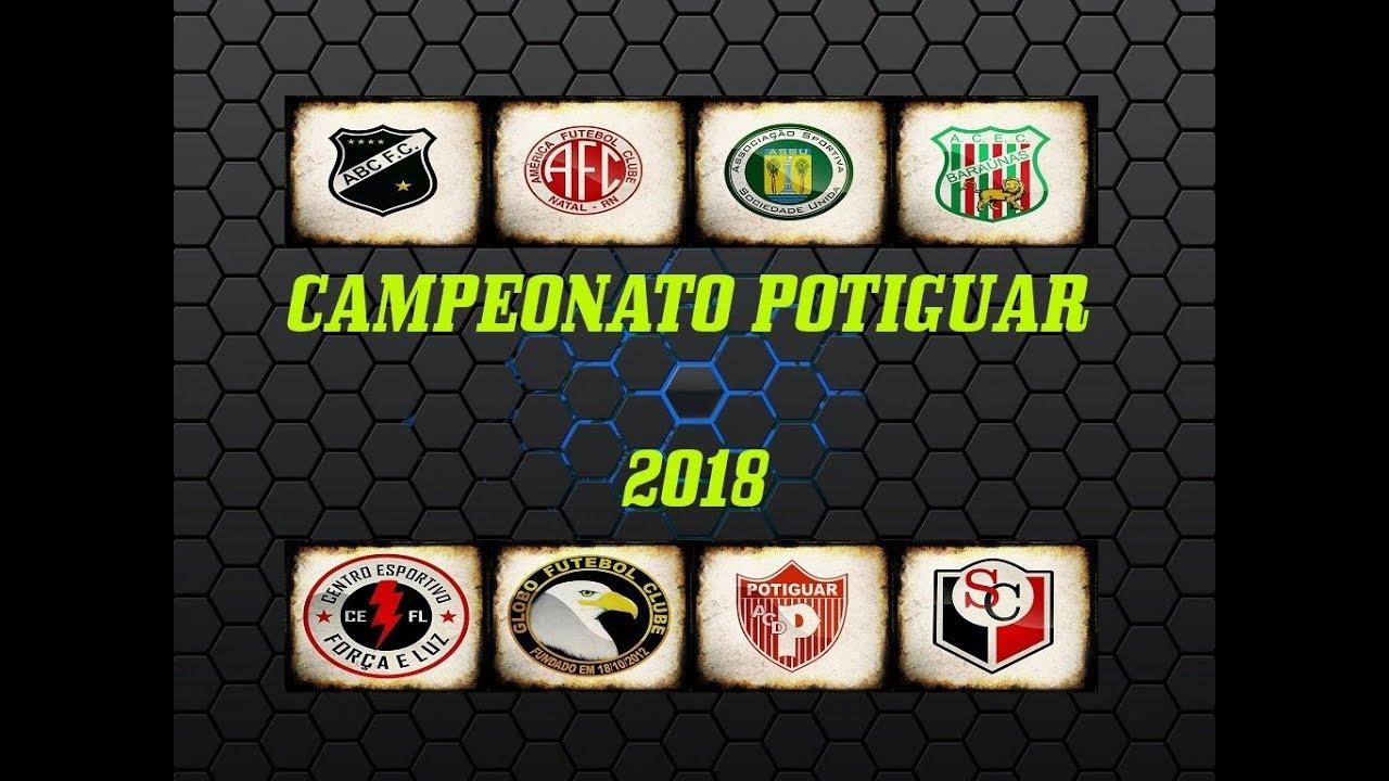 Resultado de imagem para campeonato potiguar 2018