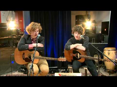 The Kooks Live Acoustic Session And Chat On The New Livestream Part1