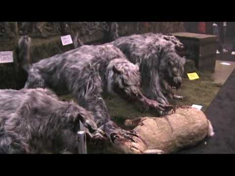 Transworld 2009: Professional Halloween Prop Show