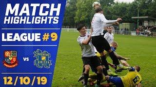 8 GOAL THRILLER! - HODDESDON TOWN FC vs HASHTAG UNITED