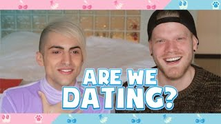 ARE WE DATING!? thumbnail