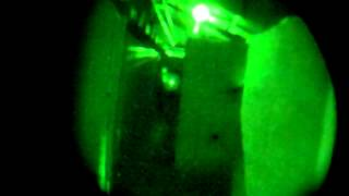 NVG room clearing (Night Vision Googles)
