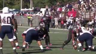 EXTENDED HIGHLIGHTS: NCCU FOOTBALL VS. HOWARD