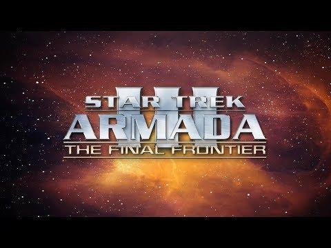 Star Trek Armada 3 - Cinematic Federation Fleet Battles