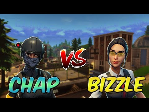 Liquid Chap vs Ghost Bizzle | Playground 1v1 *NA BUILD FIGHTS*