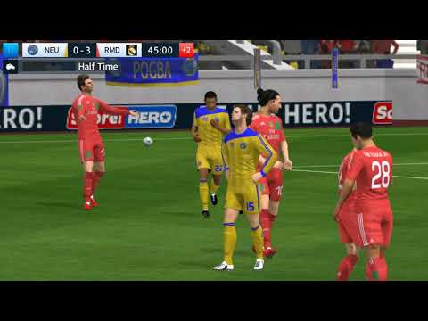North European Allstars vs Real Madrid0-4Dream League Soccer 2018 – Allstar Cup Semi-Final - IOS #59