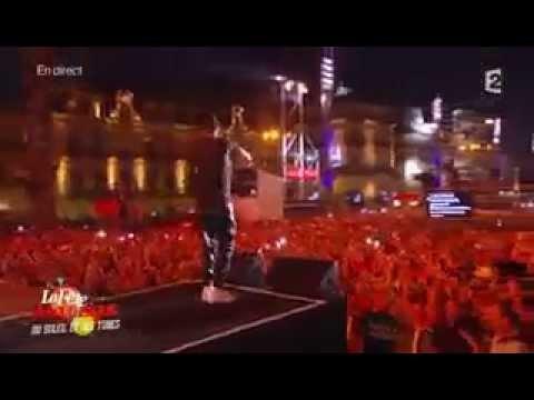 La Fouine, Fababy, Sindy & Sultan  - « Team Bs » -  La fête de la musique 2014.