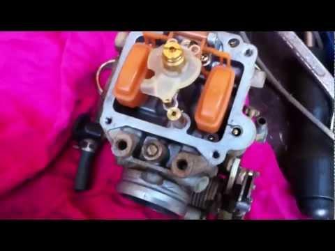 Suzuki drz250 carb clean