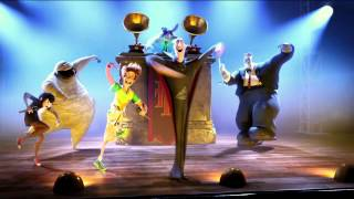 """The Zing"" Hotel Transylvania Ending Party Song HD"