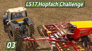 LS17 HOPFACH 🚜 Courseplay auf Multiplayer Servern? ► #3 LANDWIRTSCHAFTS SIMULATOR 17 Challenge