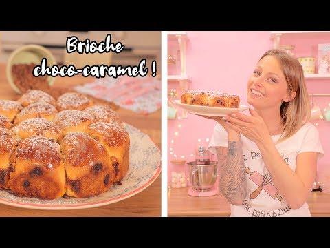 ♡•-recette-brioche-maison-chocolat-caramel-!-•♡