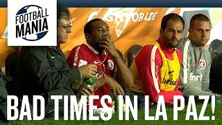 Anderson (Internacional/BRA) - Bad times in La Paz!