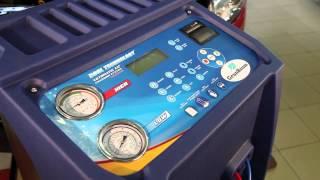 GrunBaum AC7000 Заправка кондиционеров автомобилей(, 2014-07-06T20:20:37.000Z)