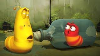 LARVA - BOTTLED IT! | Cartoon Movie | Cartoons For Children | Larva Cartoon | LARVA Official