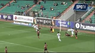 Ricardo Bueno - 10.05.2015 - Pohang Steelers 2 x 2 Seongnam - K-League - 10th Round
