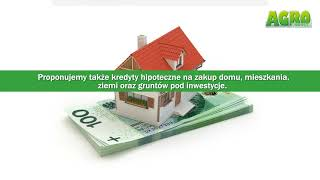 Kredyty dla rolnictwa leasing maszyn rolniczych kredyty konsolidacyjne Łomża Agrofinanse