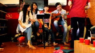 as long as you love me - guitar eclub bien hoa