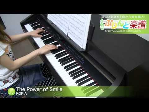 The Power of Smile KOKIA
