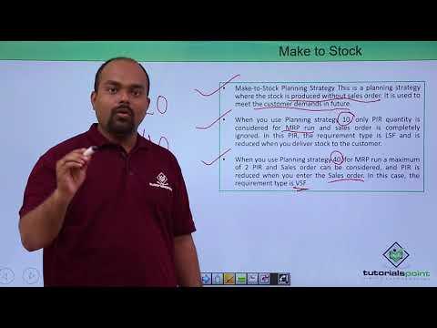 SAP PP - Demand Management