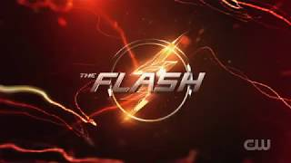 The Flash intro template