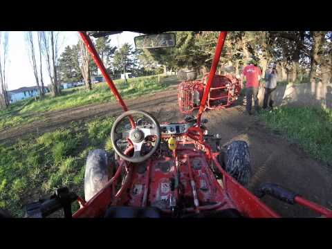 Kandi 150cc mini buggy by Jeremy Taelman