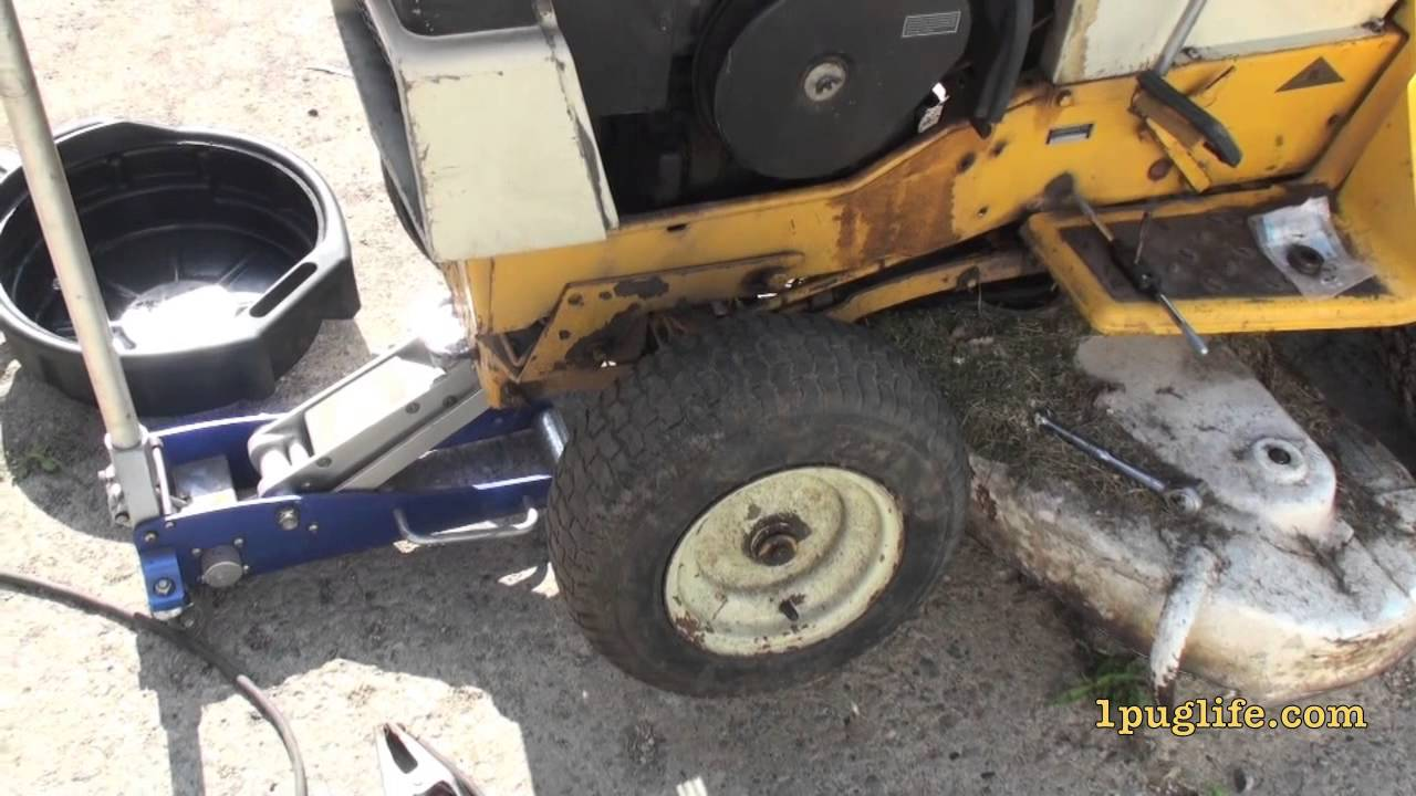 small resolution of maintain and repair 1250 hydro cub cadet