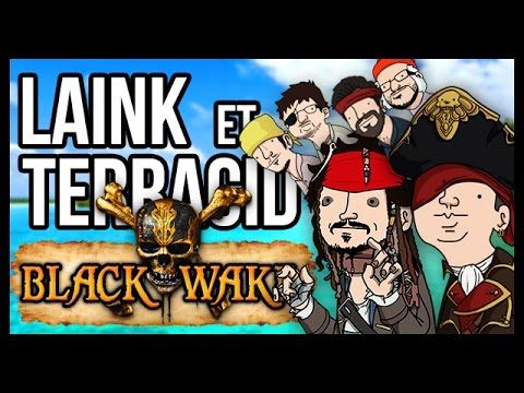 LES PIRES PIRATES (Blackwake) ft. Guzz, Porto, Hugo, Gydias