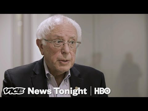 How Bernie Sanders Is Helping Progressives In Red States (HBO)
