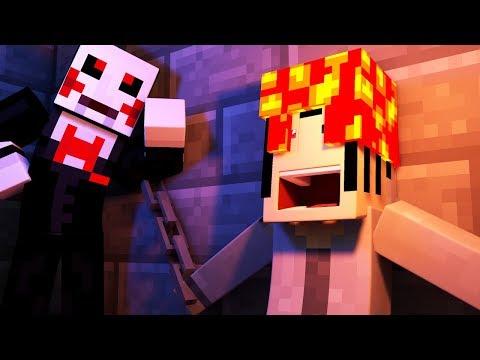 Minecraft Saw - TRAPPED BY JIGSAW!! | Minecraft Scary Roleplay