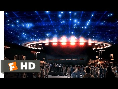 Close Encounters of the Third Kind (6/8) Movie CLIP - Communicating with the Mothership (1977) HD