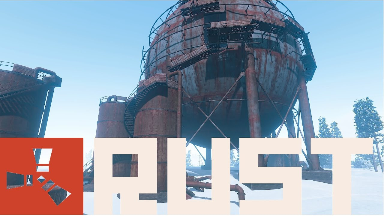 Rust update 72 blueprints monuments skins youtube malvernweather Gallery