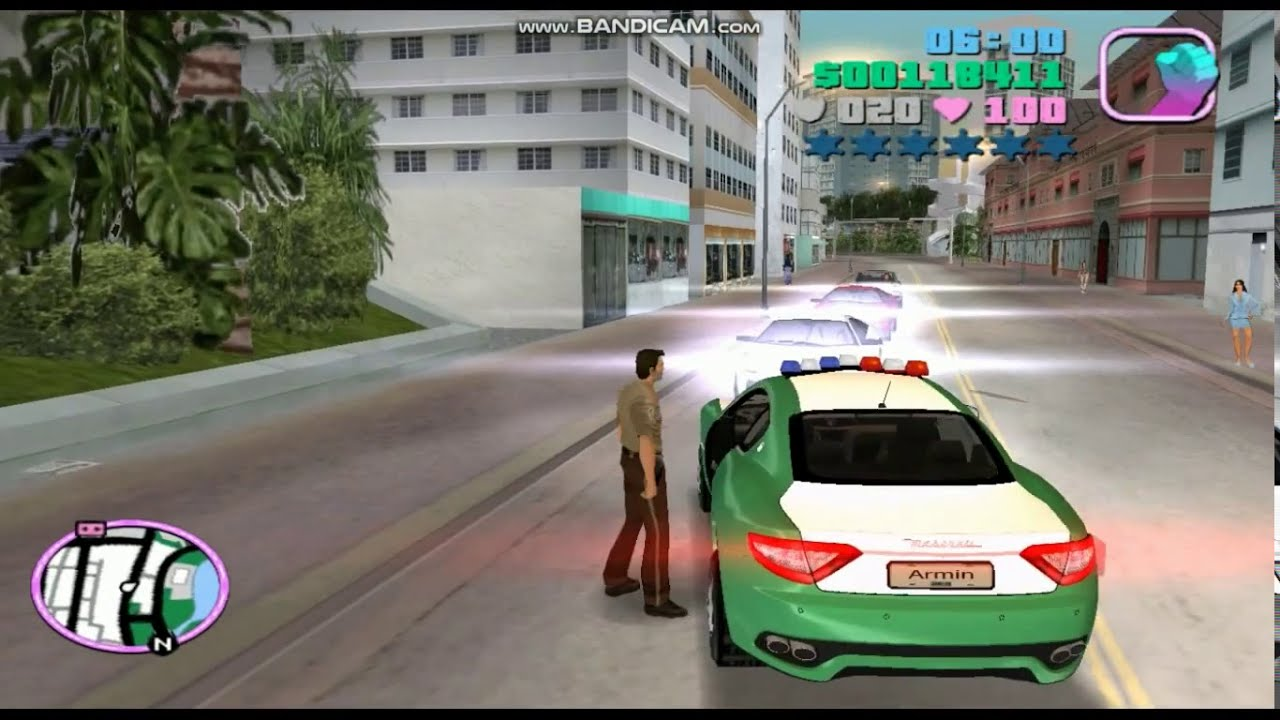 How To Get Police Shirt In GTA Vice City Hindi || Problem Solved