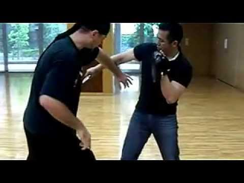 Taichi KNIFE Fighting - Raw Combat Japan (英語:日本語)