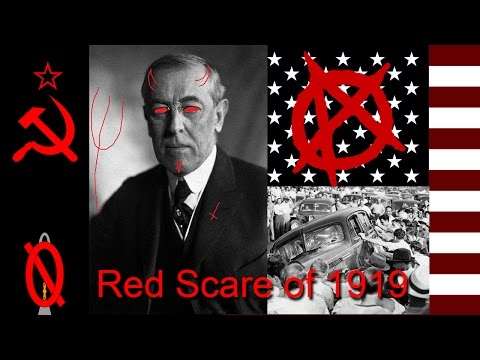 """a history of the red scare in american history During the red scare period, the american public """"didn't have the  as to dwarf  any previous venture in the history of man""""—an allegation that."""