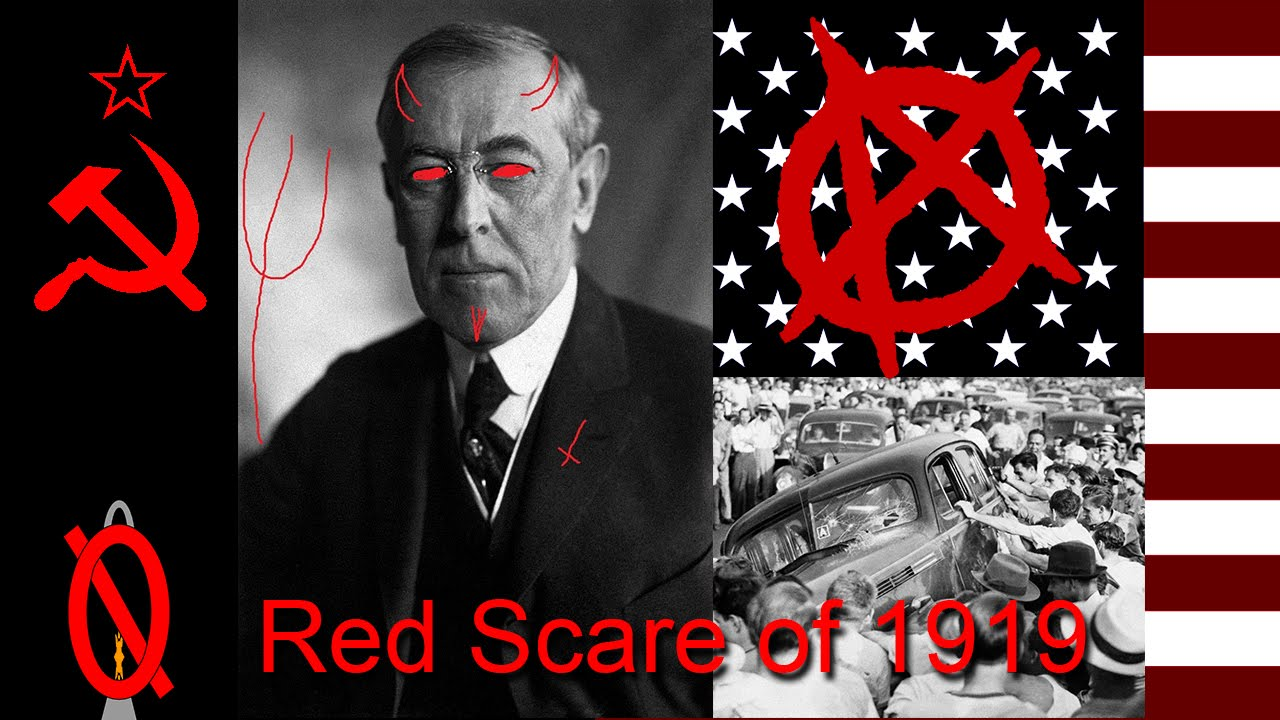 a history of the red scare in 1919 in the united states Find out more about the history of red scare, including videos, interesting articles, pictures, historical features and more united states.