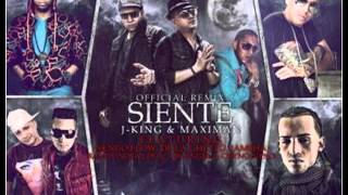 Siente (Remix Original) - J King & Maximan, Ñengo Flow, Jamsha, Arcangel, Randy & Mas
