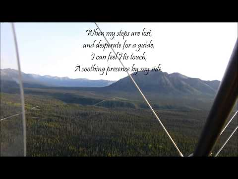 Alone yet not alone by Joni Eareckson Tada with lyrics