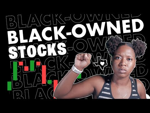 Black Owned Stocks To Buy