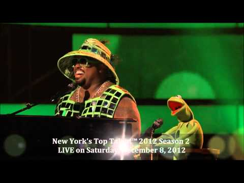 CeeLo and Kermit Sing
