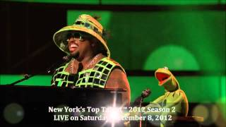 CeeLo And Kermit Sing Bein Green